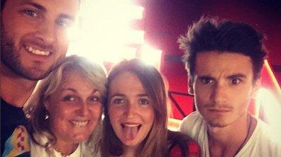Valérie Damidot soutenue par ses deux enfants !