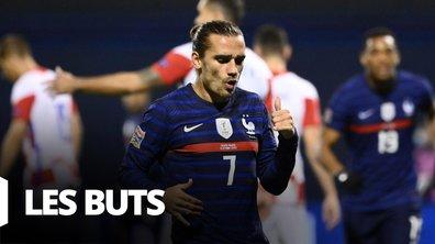 Croatie - France : Voir tous les buts du match en vidéo