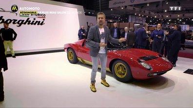 La Lamborghini Miura de Jean Todt