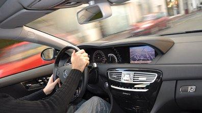 Les petits excès de vitesse toujours sujets au retrait de points