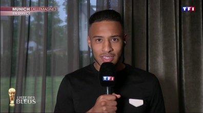 """Equipe de France / Tolisso : """"Je vais me donner à fond"""""""