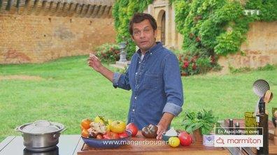Tomates caprese