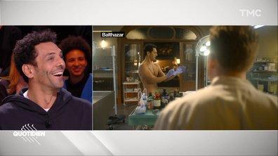 """Tomer Sisley revient sur le succès de Balthazar : """"Je ne me rends pas compte"""""""