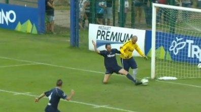 Vidéo insolite : La boulette du gardien de l'Inter Milan