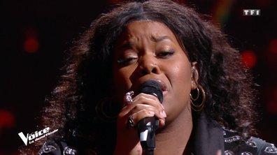 """THE VOICE 2020 – Toni chante """"Désenchantée"""" de Mylène Farmer (Demi-finale)"""