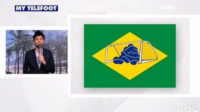 MyTELEFOOT : Tony Saint Laurent découpe... du 13 juillet 2014