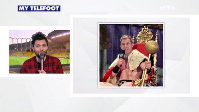 MyTELEFOOT - Tony Saint Laurent en presque duplex du Stade Louis II
