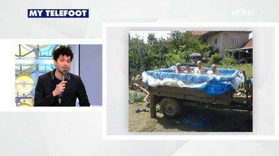 MyTELEFOOT : Tony Saint Laurent découpe... Les Bleus, du 18 mai 2014
