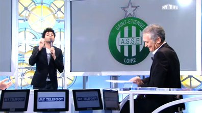MyTELEFOOT - Tony Saint Laurent découpe... l'AS Saint-Etienne