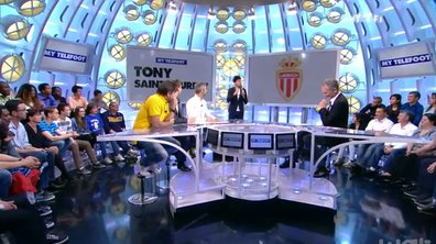 MyTELEFOOT - Tony Saint Laurent découpe... l'AS Monaco !