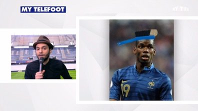 MyTELEFOOT - Le presque duplex de Tony Saint Laurent : France-Suède