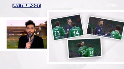 MyTELEFOOT - Tony Saint Laurent en presque duplex du 1er février 2015