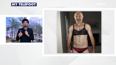 MyTELEFOOT : Tony Saint Laurent découpe... la Coupe du Monde du 29 juin 2014