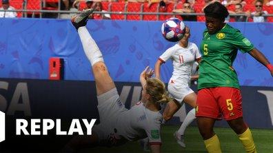 Angleterre - Cameroun - Coupe du Monde Féminine de la FIFA, France 2019