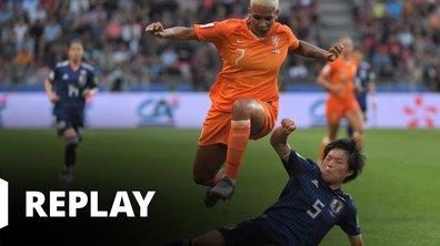 Pays-Bas - Japon - Coupe du Monde Féminine de la FIFA, France 2019