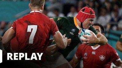 Afrique du Sud - Canada (Coupe du monde de rugby - Japon 2019)