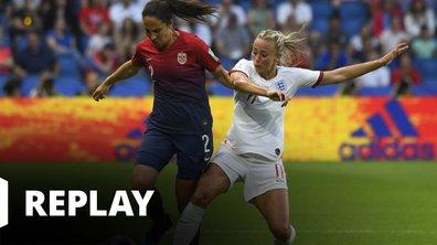 Norvège - Angleterre - Coupe du Monde Féminine de la FIFA, France 2019