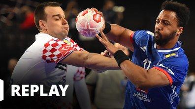 France - Croatie (Tournoi de qualification olympique)