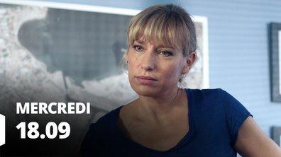 Demain nous appartient du 18 septembre 2019 - Episode 554