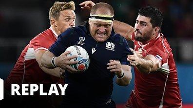 Ecosse - Russie (Coupe du monde de rugby - Japon 2019)