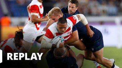 Japon - Ecosse (Coupe du monde de rugby - Japon 2019)