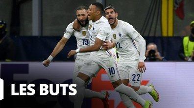 Espagne - France (1-2) : Tous les buts en vidéo