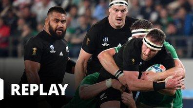 Nouvelle-Zélande - Irlande (Coupe du monde de rugby - Japon 2019)