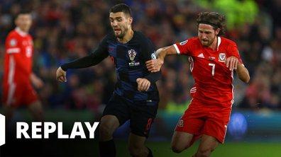 Pays de Galles - Croatie (Qualif Euro 2020)