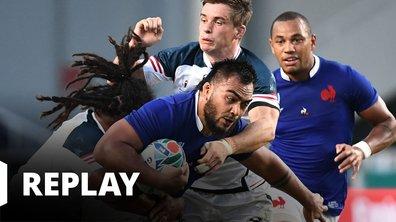 France - Etats-Unis (Coupe du monde de rugby - Japon 2019)
