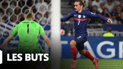 France - Finlande (2-0) : tous les buts