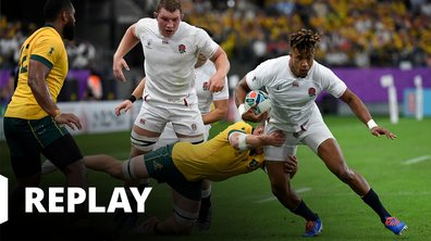 Angleterre - Australie (Coupe du monde de rugby - Japon 2019)
