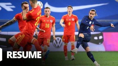 France - Pays de Galles : Voir le résumé du match en vidéo