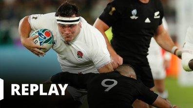Angleterre - Nouvelle-Zélande (Coupe du monde de rugby - Japon 2019)