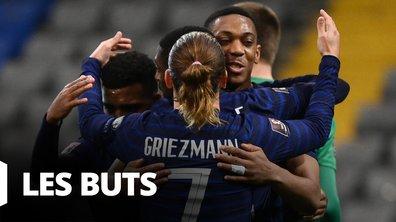 Kazakhstan - France : Voir tous les buts du match en vidéo