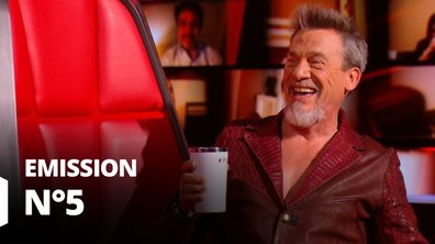 The Voice 2021, le Prime - Auditions à l'aveugle (Emission 5)