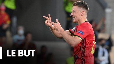 Belgique - Portugal (1 - 0) : Voir le superbe but de Thorgan Hazard en vidéo