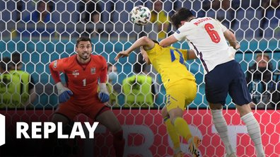 Ukraine - Angleterre (1/4 de finale) - EURO 2020
