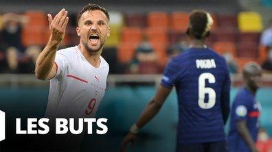 France - Suisse (3 - 3) : Voir tous les buts du match en vidéo