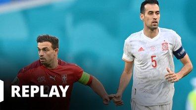 Suisse - Espagne (1/4 de finale) - EURO 2020