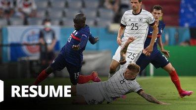 France - Allemagne : Voir le résumé du match en vidéo