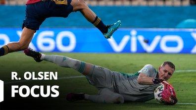 Espagne - Suède : Voir le match de Robin Olsen en vidéo