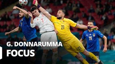 Italie - Espagne : Voir le match de Donnarumma en vidéo