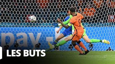 Pays-Bas - Ukraine : Voir tous les buts du match en vidéo