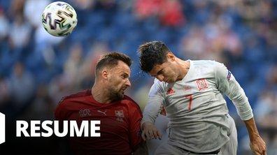 Suisse - Espagne : Voir le résumé du match en vidéo