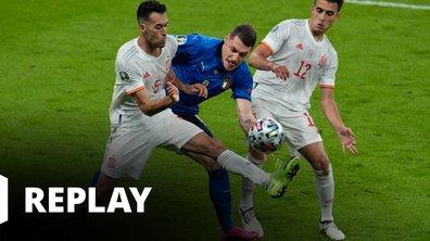 Italie - Espagne (1/2 de finale) - EURO 2020