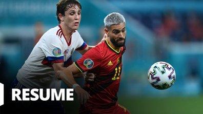 Belgique - Russie : Voir le résumé du match en vidéo