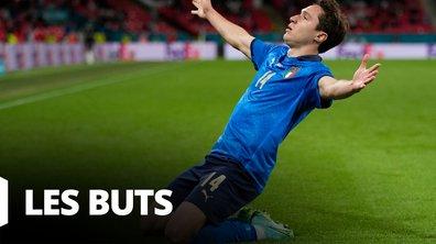 Italie - Autriche (2 - 1) : Voir tous les buts du match en vidéo