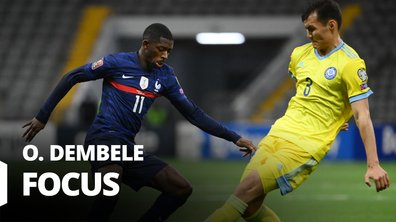 Kazakhstan - France : Voir le match de Dembélé en vidéo