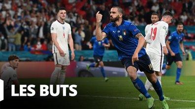 Italie - Angleterre (1 - 1) : Voir tous les buts du match en vidéo