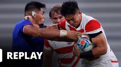Japon - Samoa (Coupe du monde de rugby - Japon 2019)